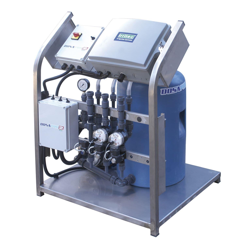 inyector de fertilizante multiple